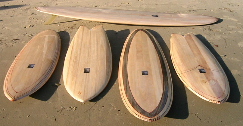 The Timber Quiver