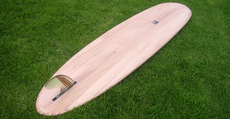 Bottom with Custom Fin